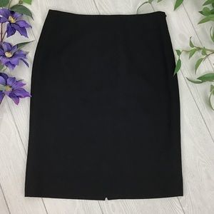 J Crew Wool Perfect Pencil Skirt